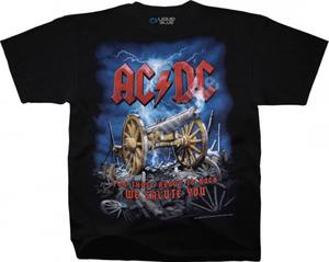ACDC Cannon Carnage - Liquid Blue - 2850779717