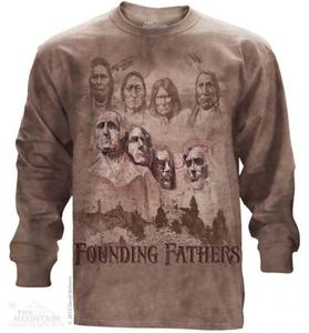 The Founders - Long Sleeve The Mountain - 2857394772