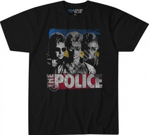 The Police Greatest Hits - Liquid Blue - 2858171143