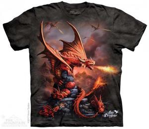 Fire Dragon - The Mountain - 2861363167