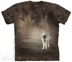 Grey Wolf Portrait - The Mountain - 2863733793