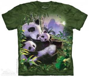 Panda Cuddles - The Mountain - 2863733807