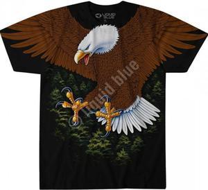 Vintage Eagle - Liquid Blue - 2875548421