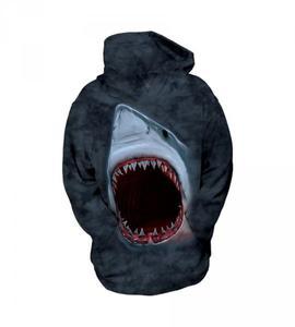 Shark Bite - The Mountain - Bluza Junior - 2861363644