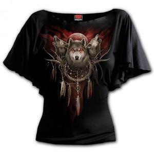 Cry Of The Wolf - Bat Spiral Damska - 2861364166