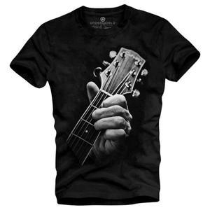 Guitar Head Black - Underworld - 2861364490