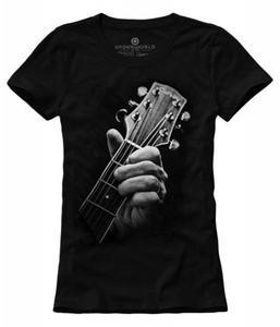 Guitar Head Black Damska - Underworld - 2861364602