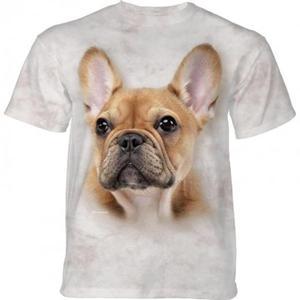 French Bulldog Face - The Mountain - 2861364705