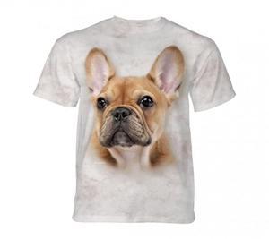French Bulldog Face - The Mountain - Junior - 2863342682