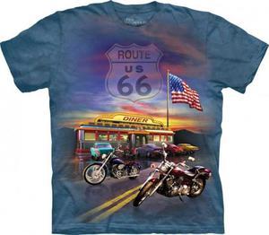 Route 66 - Koszulka The Mountain - 2833177899