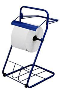 Stelaż stojak na czyściwo stojący z uchwytem na worek szer. 40 cm - 2822922415