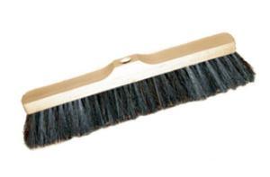 Szczotka miotła oprawa drewniana 40 cm włosie mieszane - 2822922500