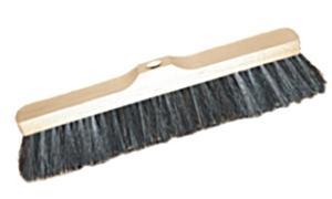 Szczotka miotła zamiatacz-oprawa drewniana 30 cm włosie mieszane - 2822922528