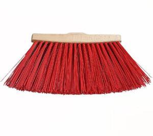 Szczotka trapezowa ulicowa-oprawa drewniana 25 cm bez kija - 2822922594
