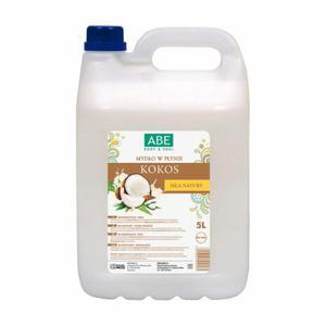 Mydło w płynie ABE kokosowe 5l - 2822922636