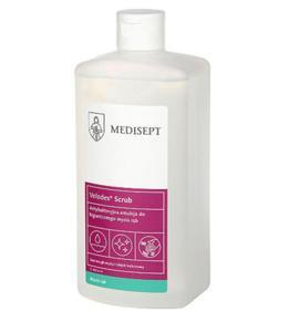 VELODES SCRUB 500 ml emulsja antybakteryjna do mycia rąk i ciała - 2822922779