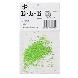 Kostki MINI 1mm kos42 orange neon aqua - słoiczek - 2822933238