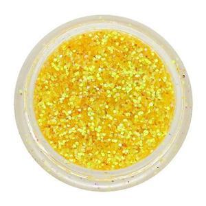 Perłowe ozdoby pr23 malutkie kwiatuszki złote perłowe 20szt.