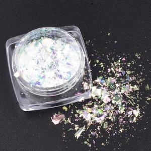 Żel UV kolor 5ml zelk53 fiolet perłowo-metaliczny