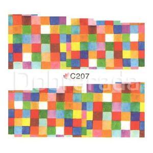 Masa Moro 93 błękitno różowo seledynowa - 2822932395