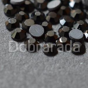 Kostki MINI 1mm kos14 srebrne metaliczne - s�oiczek