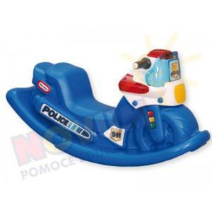 Motocykl policyjny - bujak - 2826504831