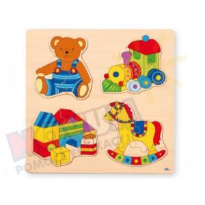 Zabawki - puzzle - 2826507833