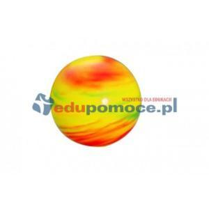 Piłka tęczowa, 26 cm - 2826505484