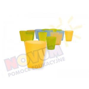 Kolorowe kubeczki - 2826503569