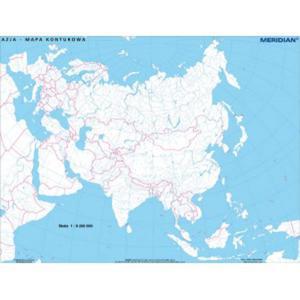 Sklep Azja Mapy Konturowe