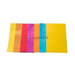 Karbownica do papieru 21,5 cm kwiatki - 2834111700