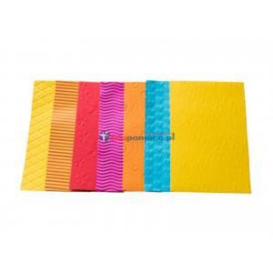 Karbownica do papieru 10,5 cm kwiatki - 2834111694