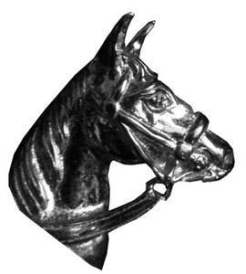 Wisiorek - głowa konia 4 - 2847720157