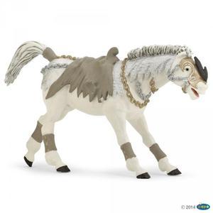 Figurka GHOST HORSE biały - PAPO - 2847722992