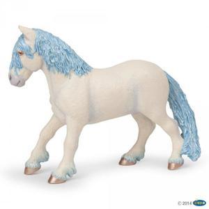 Figurka niebieski kucyk z bajki - PAPO - 2847723020