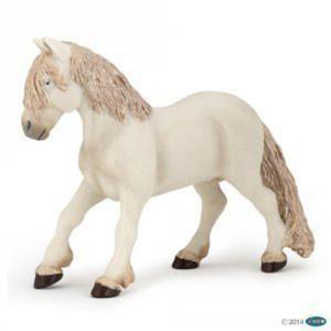 Figurka złoty kucyk z bajki - PAPO - 2847723039