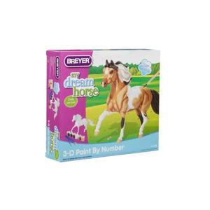 Koń do malowania Pinto - BREYER - 2847725874