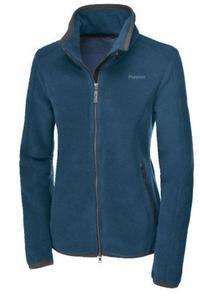 Bluza polarowa outdoor Pikeur EVELINA - blue melange - 2847727452