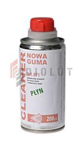 Cleaner NOWA GUMA 200ml - czyszczenie i regeneracja wyrobów z gumy - 2838794541