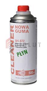 Cleaner NOWA GUMA 500ml - czyszczenie i regeneracja wyrobów z gumy - 2838794542