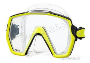 Maska Tusa M-1001 Freedom HD (przezroczysty silikon) - 2827938820