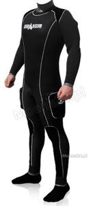 Dive System Black Ice półsuchy skafander 6,5mm - 2827941422