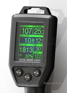 Komputer nurkowy Scubapro G2 konsola + Heart Rate Monitor - 2863879914