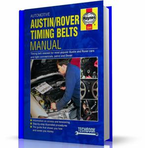 AUTOMOTIVE TIMING BELTS MANUAL  - 2827273503