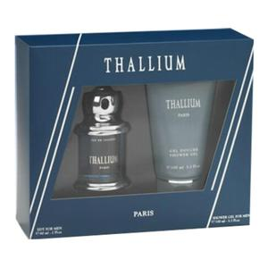 Paris Bleu Thallium - zestaw woda toaletowa,  - 2827789388