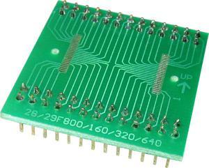 Zapasowy adapter dla pamięci Flash TSOP48