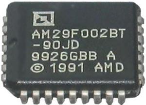 Pamięć FLASH 29F002 (29F020) PLCC32 (SMD) AMD 70ns - 2828172853