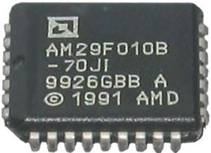 Pamięć FLASH 29F010 PLCC32 (SMD) AMD 70ns,  - 2828172854