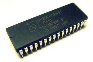 Pamięć FLASH 29F002 (29F020) DIL32 (PDIP) AMD 70ns - 2828172858