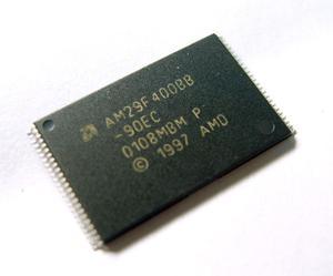 Pamięć FLASH 29F400B TSOP48 (SMD) AMD 90ns - 2828172906